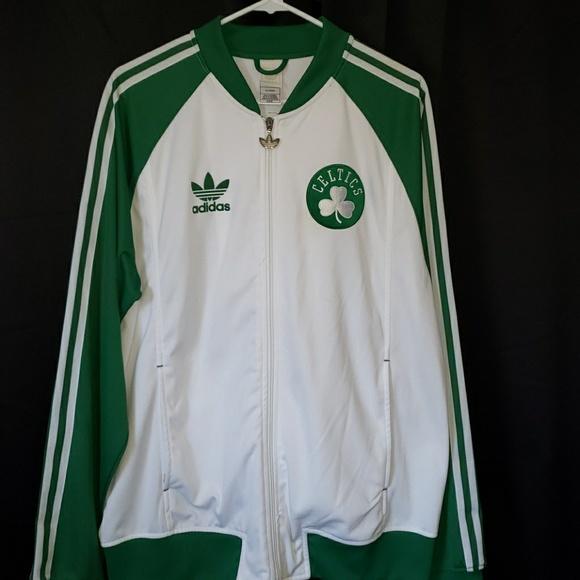 adidas boston jacket